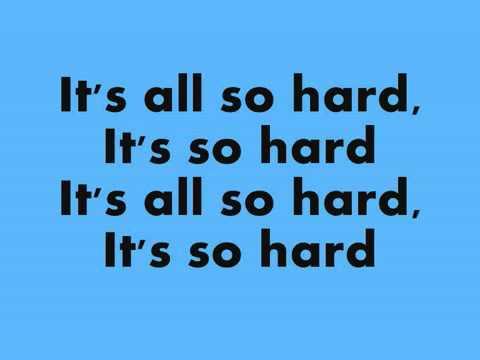 It' So Hard - Anouk