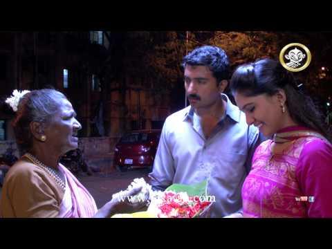 Sathya-Prakash cute romantic scene   Best of Deivamagal