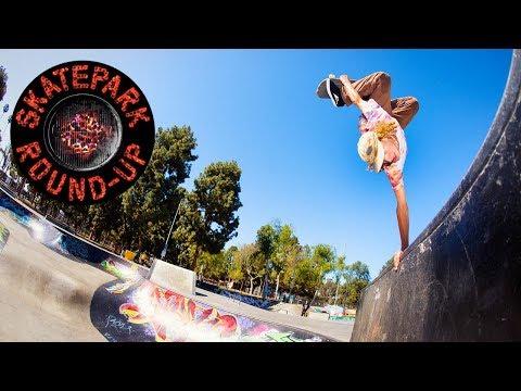 Skatepark Round-Up: Girl Ams