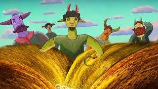 Волшебный фонарь- Мультфильм про диафильмы - Все серии про Тора бога грома - литература детям