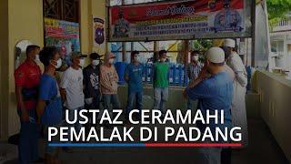 Ustaz Ceramahi 8 Pemalak di Padang, Polisi Jaring Mereka Lewat Operasi Bina Kusuma