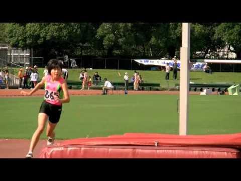 走り高跳び ジュニア陸上競技大会 High Jump - Junior Athletics