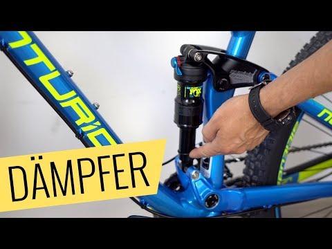 Mountainbike Dämpfer richtig einstellen - einfach & schnell - Fahrrad.org