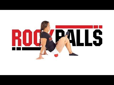 RockBalls - Glute Maximus