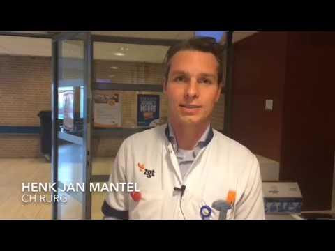 Open dag 2018 uitnodiging ZGT college door chirurg Henk Jan Mantel