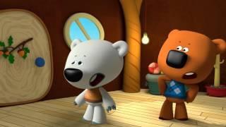 Ми-ми-мишки - Борьба за урожай - обучающий мультфильм для детей