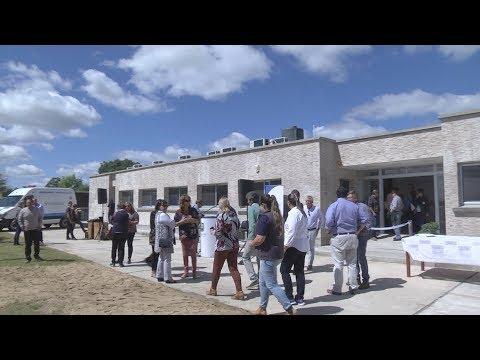 Inauguración de la nueva Policlínica Chapicuy en Paysandú,