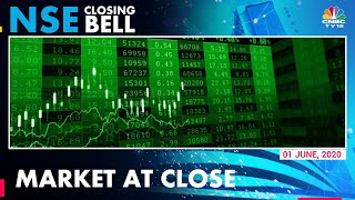 Closing Bell: Sensex, Nifty End Over 2% Higher Led By Financials | NSE Closing Bell - HIGHER