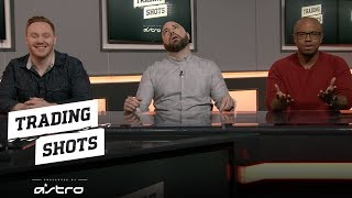 Trading Shots | Grinding to the Finals