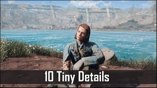 Fallout 4 – 10 Tiny Details You May Have Missed in the Wasteland - Fallout 4 Secrets (Part 4)