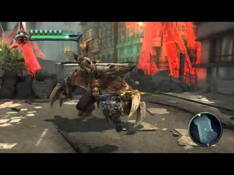 Gameplay de Darksiders