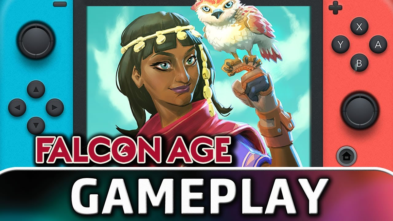 Falcon Age | Nintendo Switch Gameplay