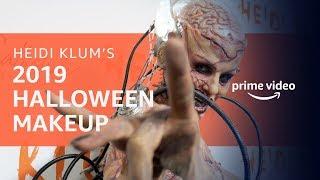 Heidi Klum Halloween 2019 | Makeover | Prime Video