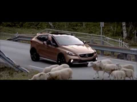 Volvo V40 CROSS COUNTRY videosu