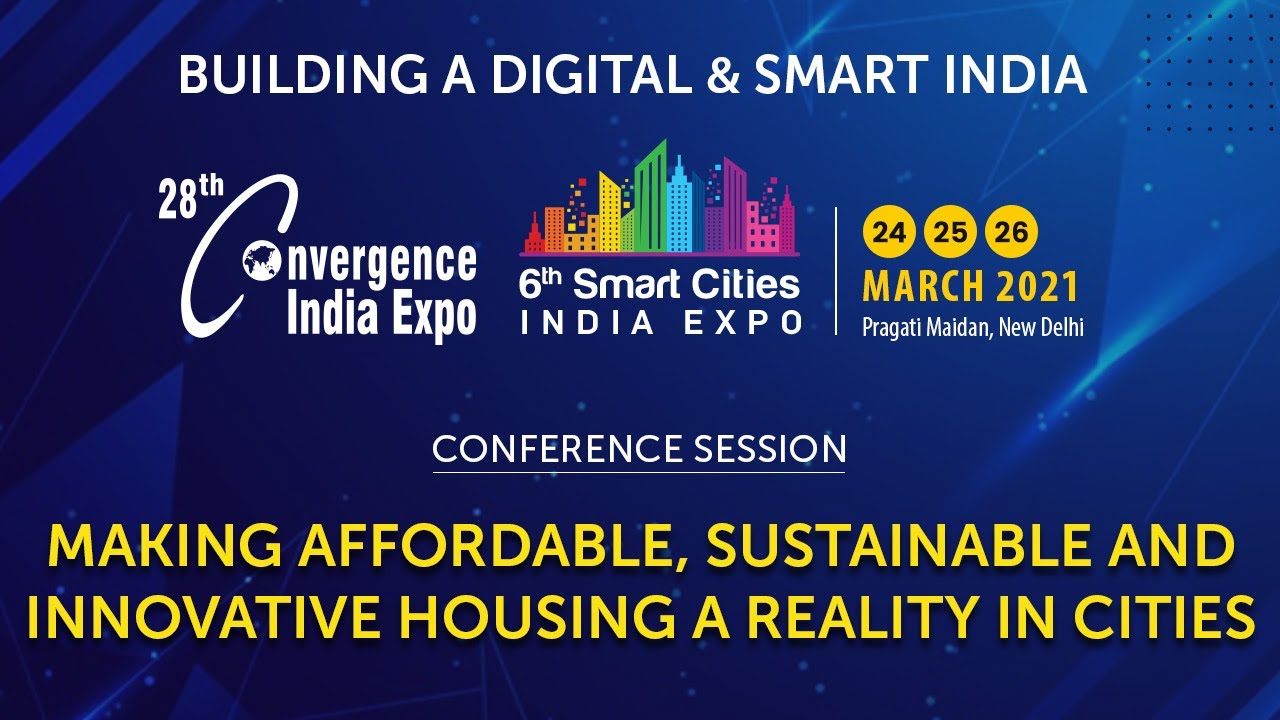 Conference Session on Making Affordable, Sustainable and Innovative Housing a Reality in Cities