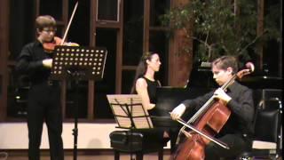 Vivaldi Concerto For Violin And Cello, RV 547