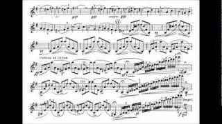 Mendelssohn, Felix violin concerto in e mvt1