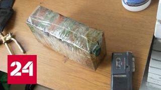 """На Ставрополье убиты двое игиловцев на """"Приоре"""""""