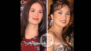 Famous Sisters in Philippines Showbiz....