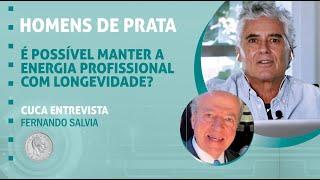 77 – É possível manter a energia profissional com a longevidade? – Fernando Salvia
