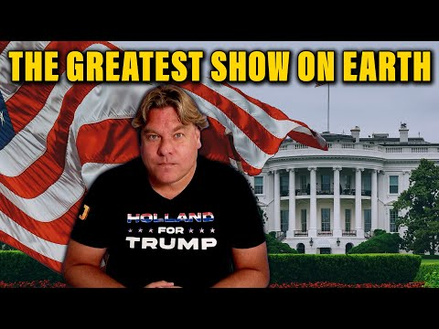 THE GREATEST SHOW ON EARTH - DE JENSEN SHOW