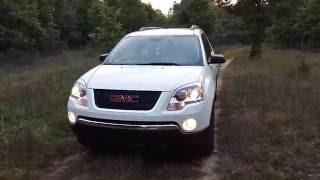 2010 GMC Acadia SLE AWD Review