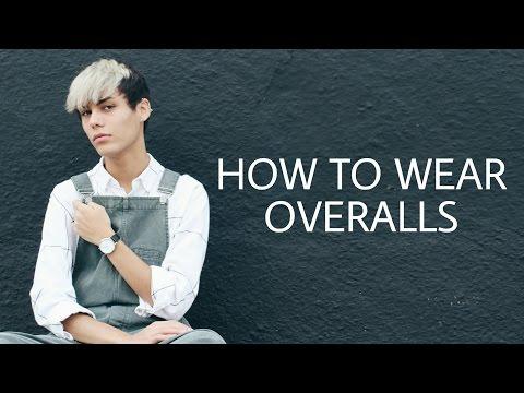 How I style overalls // Cómo llevar petos