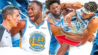 "NBA ""When Players get Heated"" Moments - Best of the 2020 Season!"