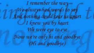 Hi And Goodbye - A Teens.flv