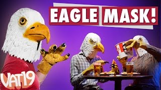 Video for Eagle Mask and Talons
