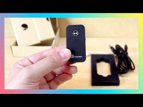 TaoTronics Bluetooth Audio Receiver – Unboxing & Review (TT-BR05)