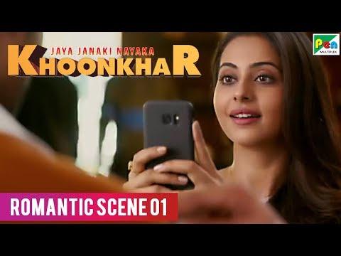 Jaya Janaki Nayaka KHOONKHAR | Romantic Scene 01