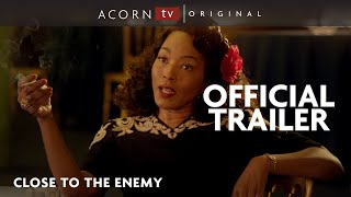 People of the US Close to the Enemy is on ⚡️TONIGHT⚡️ on Acorn TV