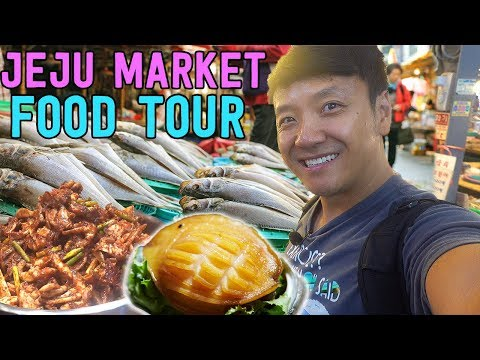 "TRADITIONAL Korean Market FOOD TOUR: ""Five Day Market"" in South Korea  HD Mp4 3GP Video and MP3"