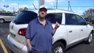 preview picture of video 'Sean Michaels from Port Huron purchased his Buick Enclave from Tubbs Brothers!'
