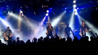 Disciple - Battle Lines - Live @ Christmas Rock Night 2012 (HD)