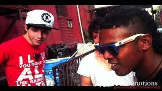 LET'S GET IT Interview: Hot Over Summer Tour 2010