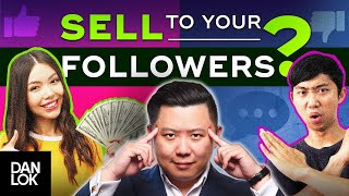 When Should You Start Selling To Your Social Media Following?