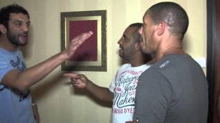 CLASH AU THAÏ FIGHT ENTRE RAMZY & JOEY STARR