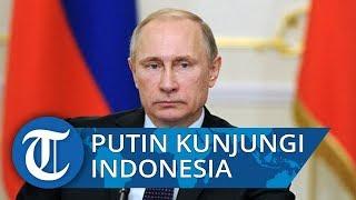 Vladimir Putin akan Kunjungi Indonesia Tahun 2020