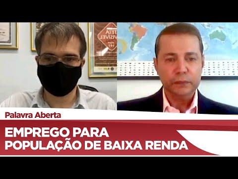 Delegado Antonio Furtado defende emprego para população de baixa renda - 25/06/20
