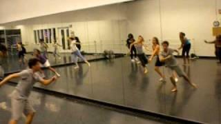 If I Were a Boy Contemporary Dance