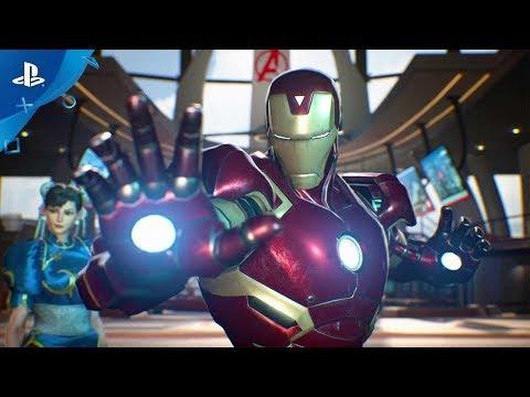 'Marvel vs Capcom Infinite'为视频游戏至上而战'不公正2'