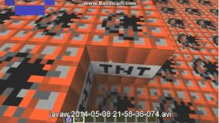 Big TNT blows up that make me cannot get in that server again