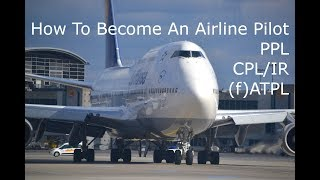 How To Become A Commercial Airline Pilot. How To Start A Career In Aviation By Learning To Fly