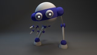 Создание робота, rig  10 урок