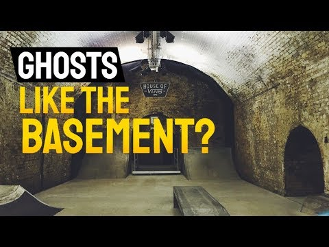 Why Do Ghosts Like The Basement?