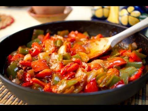 Receta De Pisto Rica, Facilísima y Con Pocos Ingredientes
