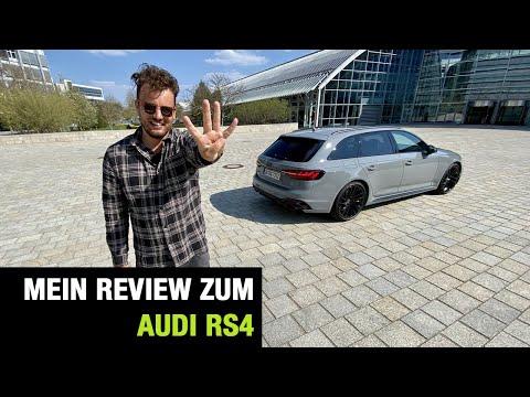 2020 Audi RS 4 Avant Facelift (450 PS) Fahrbericht | Full Review | Test-Drive | Sound | 0-100 km/h🏁