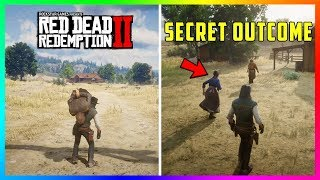 What Happens If John Marston Brings An Enemy Back To Beecher's Hope In Red Dead Redemption 2? (RDR2)